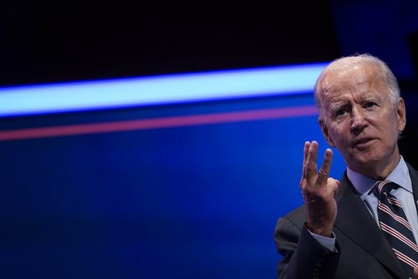 조 바이든 미국 민주당 대선 후보
